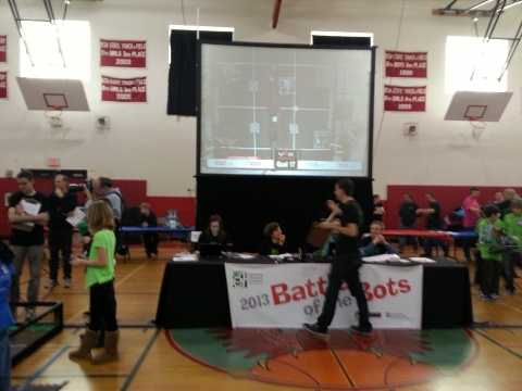 Welcome to robotics competition